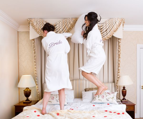 loving the  http://www.wowwee.ie/Personalised-Bridal-Robes-s/137.htm Personalised Fluffy White Bridal Robes from WowWee.ie -