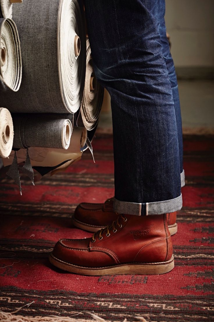 Important: we are not affiliated with Red Wing Shoe Co ...