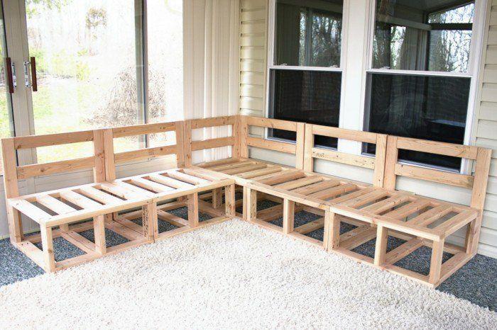 die besten 25 truhenbank garten ideen auf pinterest truhenbank balkonboden holz und ikea. Black Bedroom Furniture Sets. Home Design Ideas
