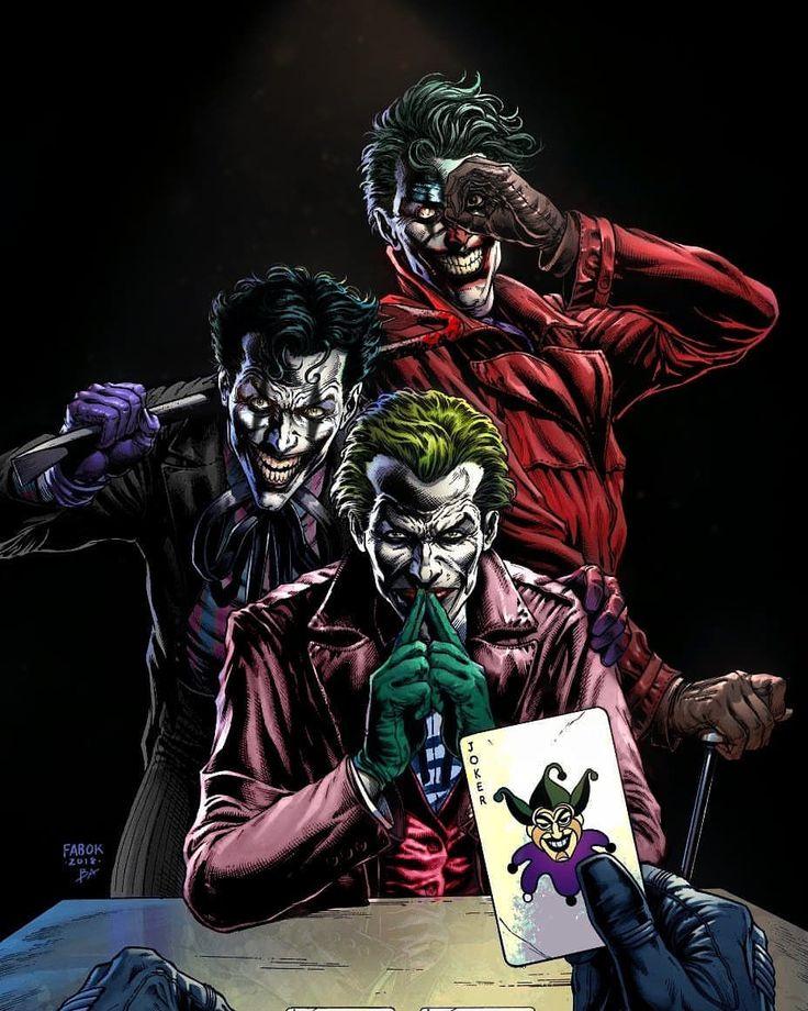 Pin de Matthew D em Joker