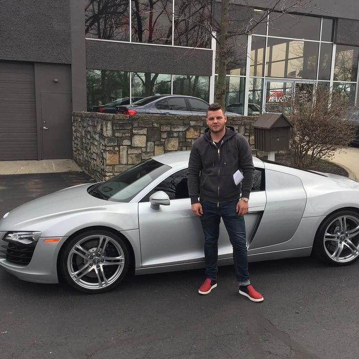 Congrats to Bogdan Pugach on the purchase of his 2008 Audi R8. @louisvert #R8 #audi
