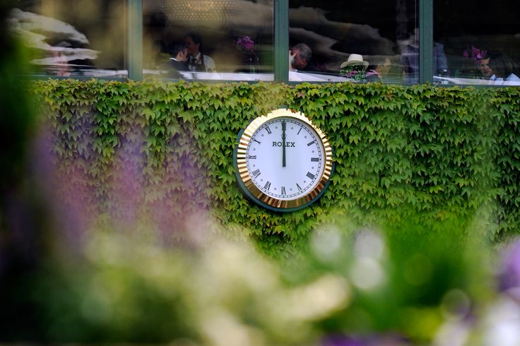 Rolex and Tennis – Wimbledon a Timed Tradition