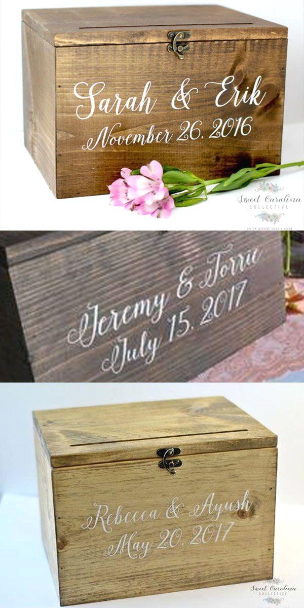 Wedding Card Box Cardboxweddingideas Card Box Wedding Wedding
