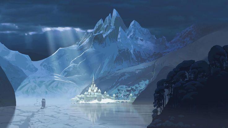 frozen wallpaper hd backgrounds images - frozen category