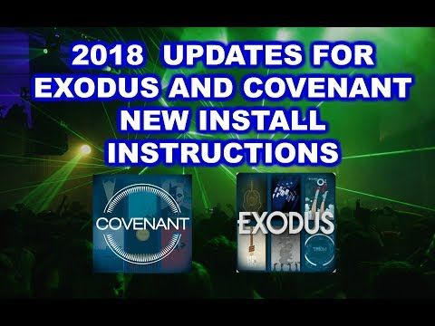 COVENANT IS NOT WORKING GET THE NEW COVENANT KODI ADDON 2018
