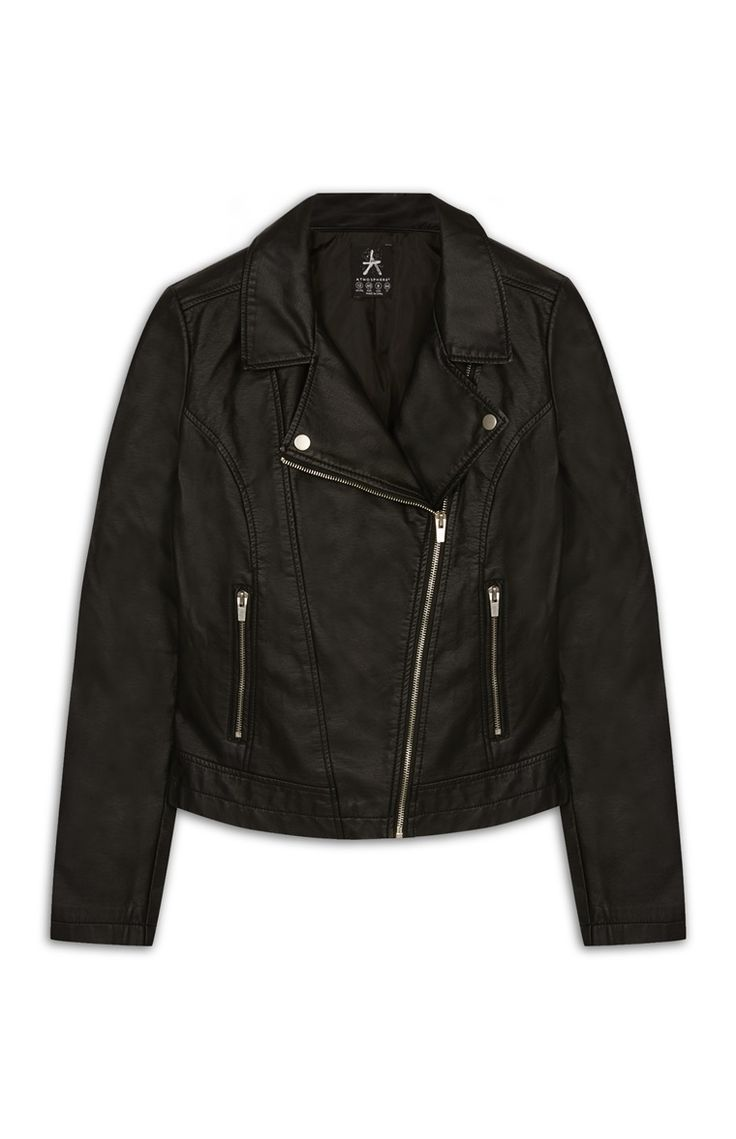 Primark leather jackets