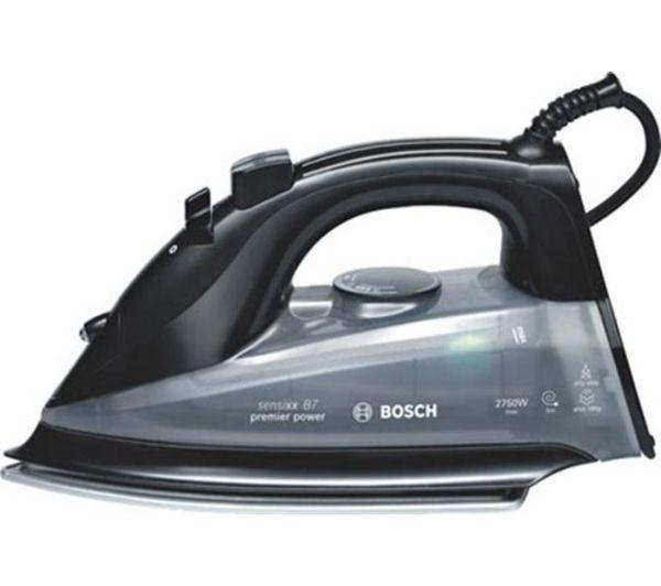 Steam Irons Ratings ~ Buy bosch sensixx b premier power tda gb steam iron