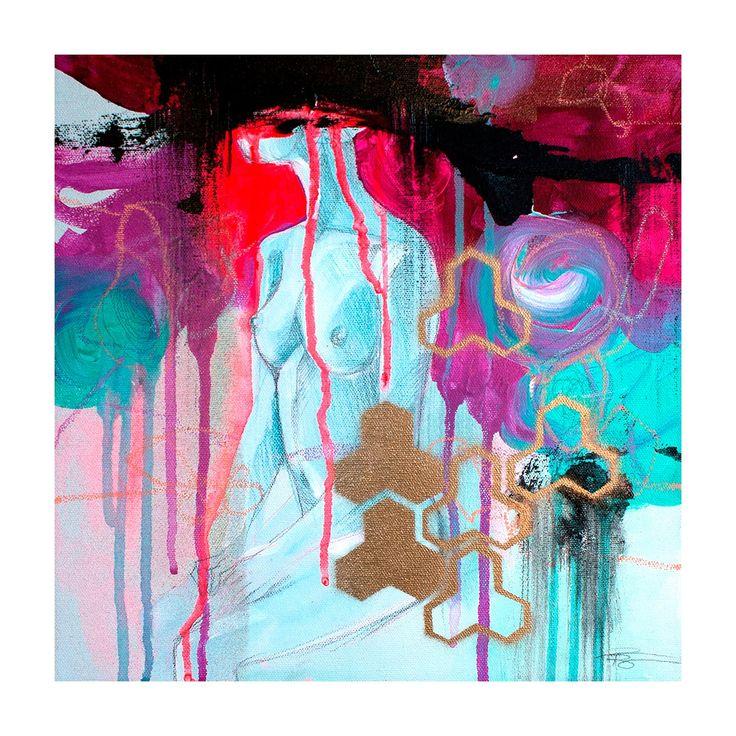 Wall Art - Prism 3  | $189.00