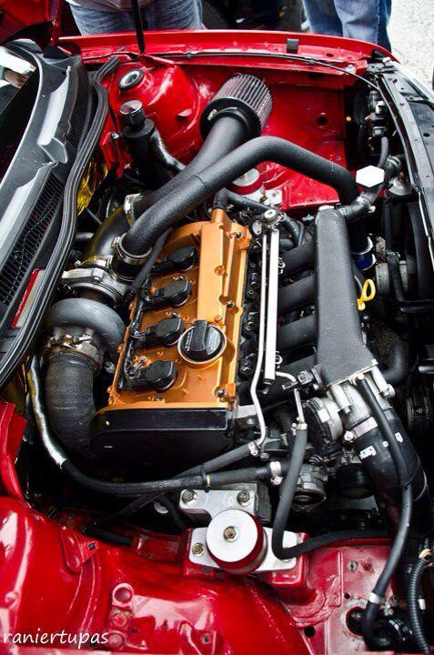 Big Turbo 1 8t Vw Jetta