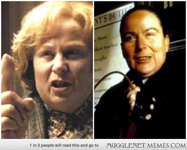 How did I not realize they were played by the same woman??