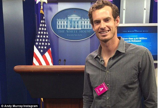 Andy Murray begins US Open preparations at Washington warm-up event as he bids to add to Grand Slam haul