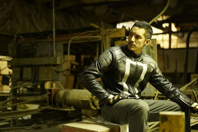 'Robbie Reyes'/'Ghost Rider' on 'Marvel's: Agents Of S.H.I.E.L.D.'