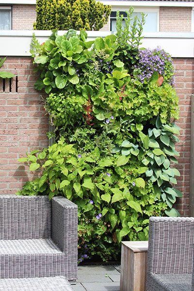 Vertiplant Single, verticaal tuinieren | Vertiplant