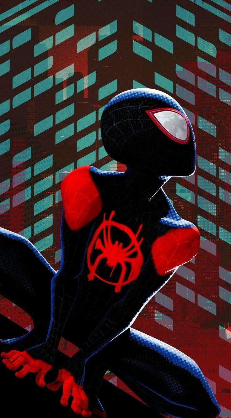 Pin By 강민성 On Marvel Overwatch Dc Etc Ultimate Spiderman Spiderman Miles Morales Spiderman