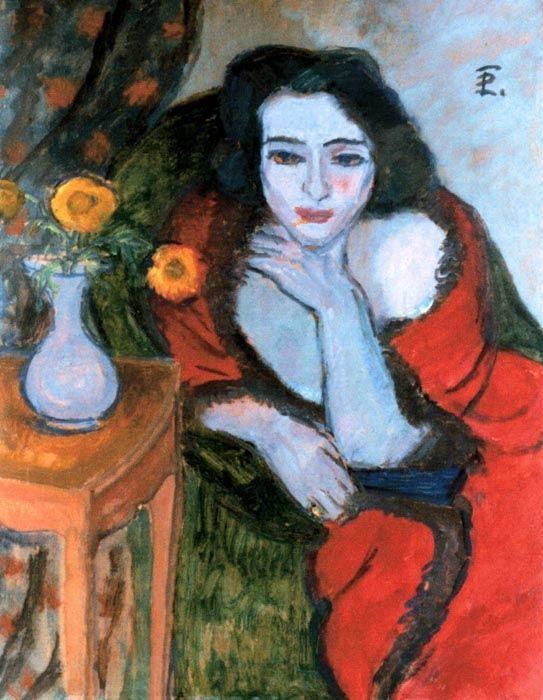 Theodor Pallady (Romanian, 1871-1956)