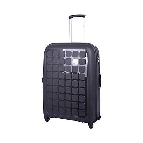 Tripp Holiday 5 4-Wheel Large Suitcase Black | Debenhams