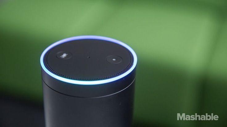 """Alexa is the Echo's voice-activated assistant. You can say things like """"Alexa, play music"""" or """"Alexa, what's the weather?"""" or """"Alexa, add milk to my shopping list."""" She isn't as advanced as Siri, Google Now, or Cortana, but the few things she can do, she does them with aplomb for the most part."""
