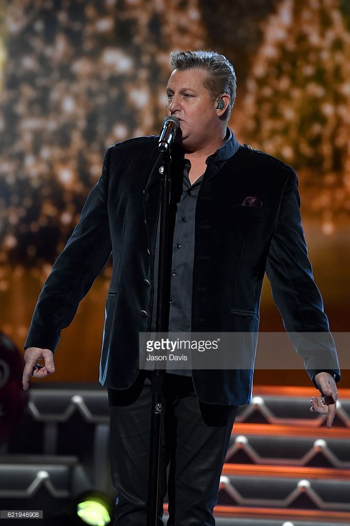 Recording Artist Gary Levox of Rascal Flatts performs during the CMA 2016 Country Christmas on November 8, 2016 in Nashville, Tennessee.
