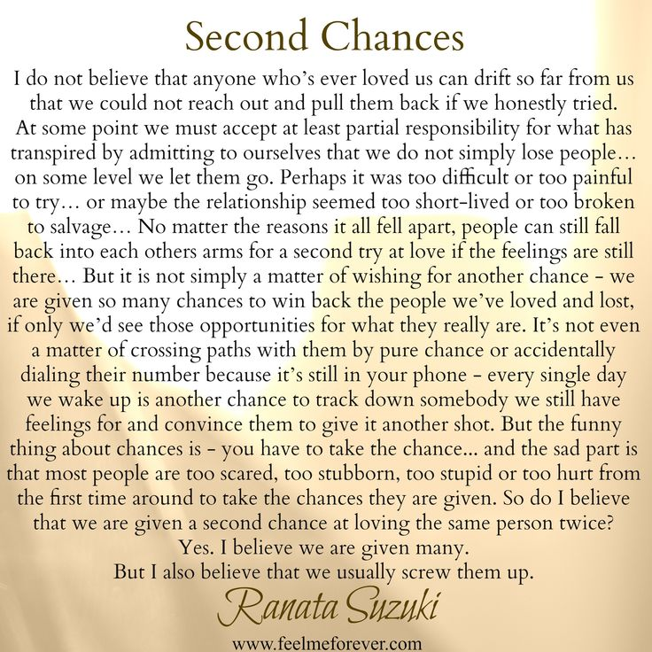 do people deserve a second chance essay We will write a custom essay sample on does some person deserve a second chance  some-person-deserve-a-second-chance-essay  do people deserve a second chance .