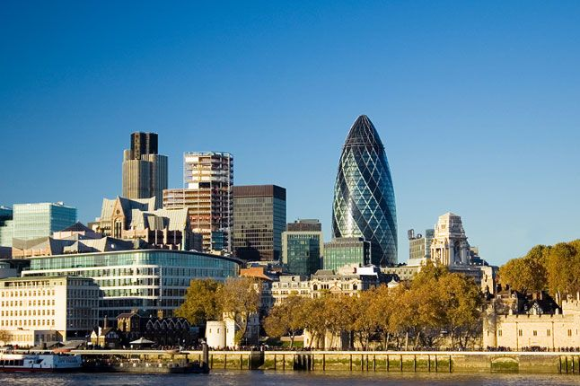 Where to Stay in London | Travel Guide (Condé Nast Traveller)