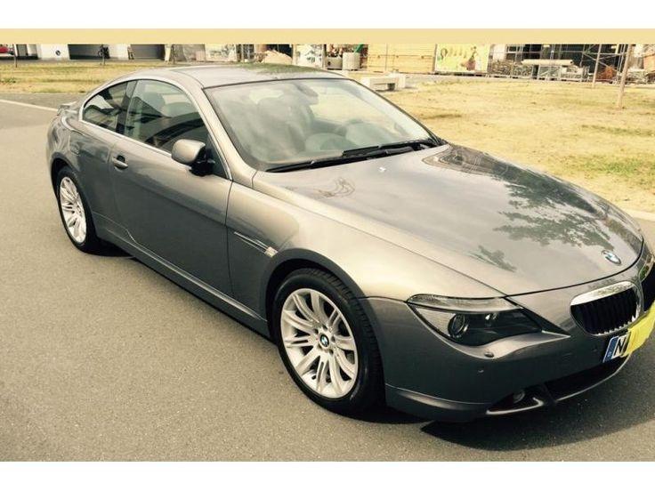 BMW e63 630Ci Automatik
