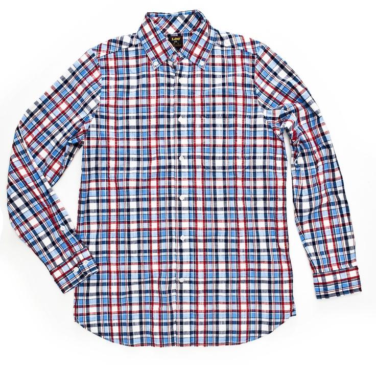101 Every Man Shirt - Columbia Blue