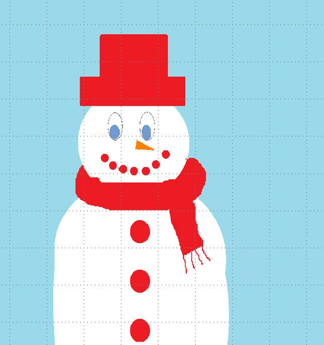 Simple IWB presentation. Big Mack can be used to change the colour of the snowman's scarf and buttons. Last slide automatically plays 'Frosty the Snowman' (mp3)