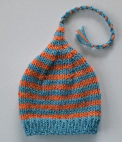 knitting baby hat - Google Search