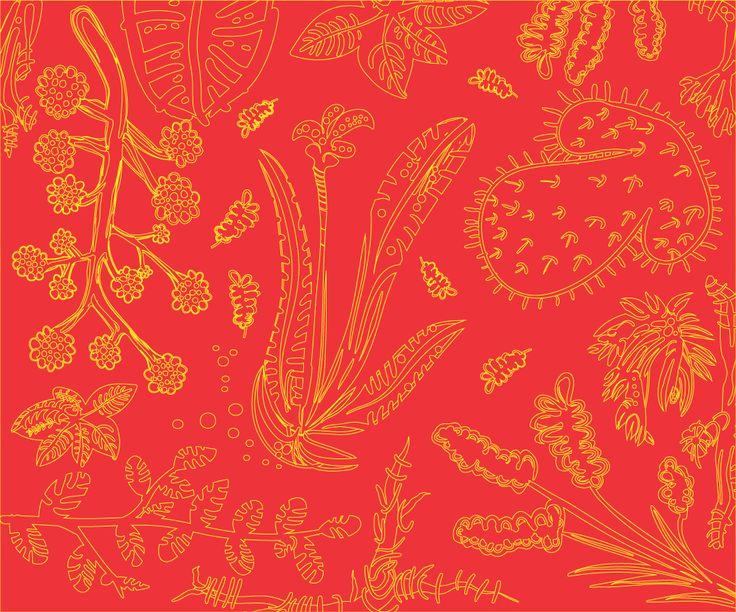 Background pattern - Illustreco
