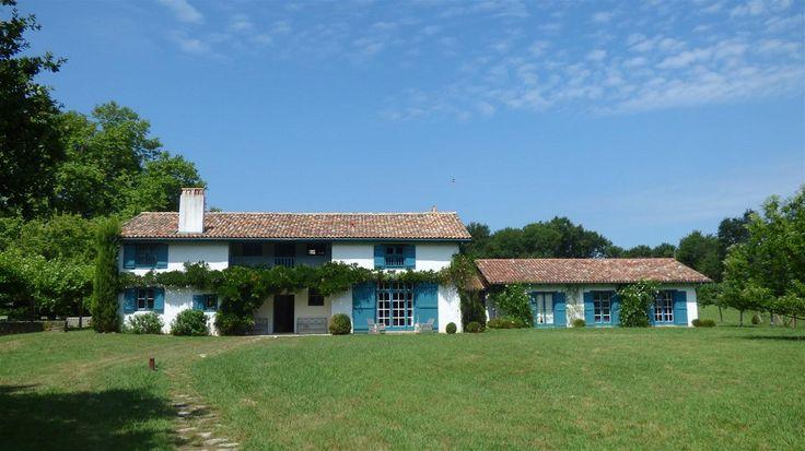 A vendre sud des landes proche des bords de l 39 adour for Emile garcin biarritz