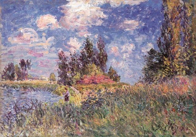 開館30周年記念「アルフレッド・シスレー展-印象派、空と水辺の風景画家-」 / 練馬区立美術館