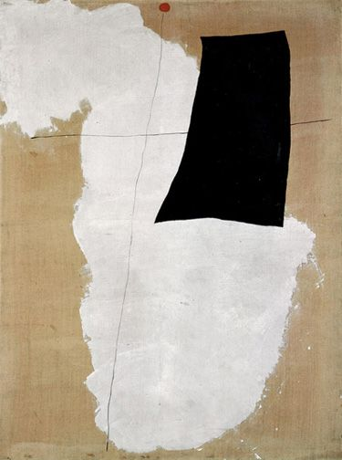 Paintings and collages by Joan Miró