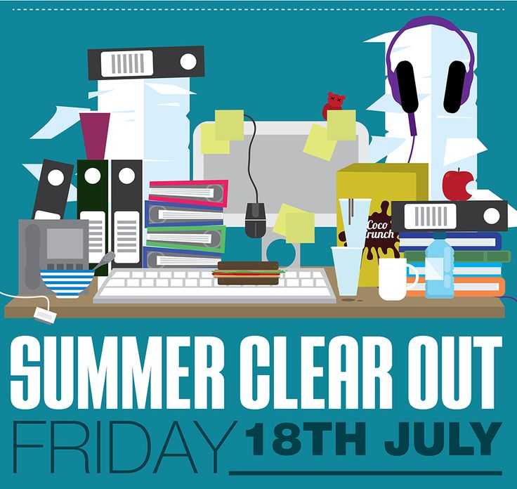 Summer Clear-out by Noa Ward