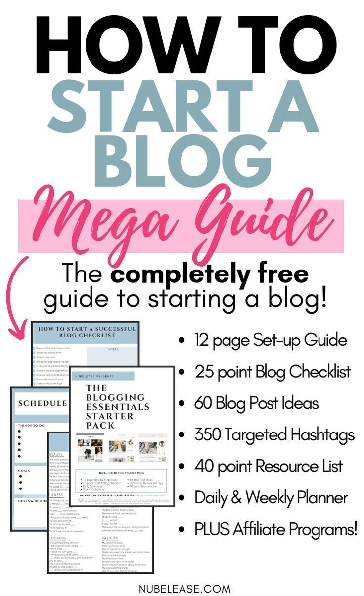 How To Start Blogging For Beginners Free Blogging Ebook With