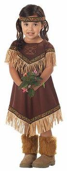 toddler indian princess costume #thanksgiving