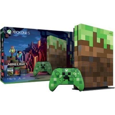Xbox One S Minecraft 1tb