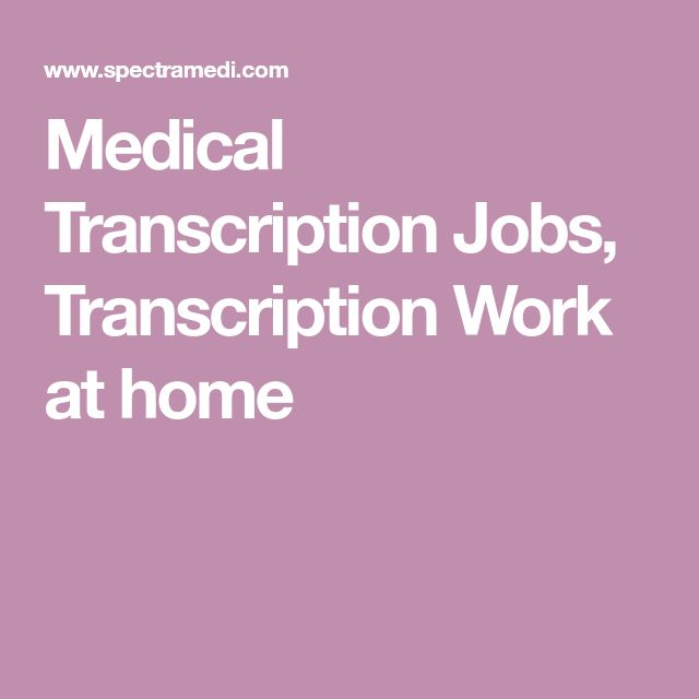 The 25+ best Medical transcription ideas on Pinterest - information technology specialist resume