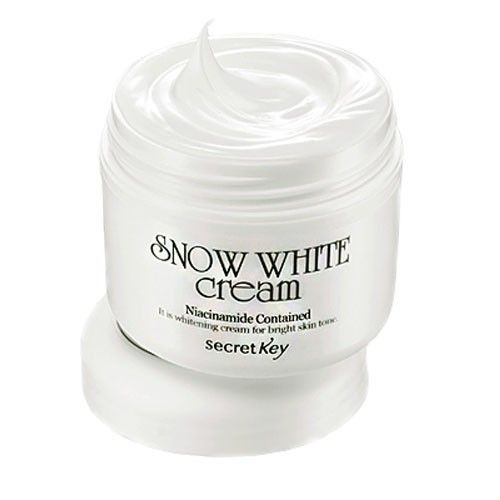 SECRET KEY Snow White Cream 50g Crema Aclarante Facial