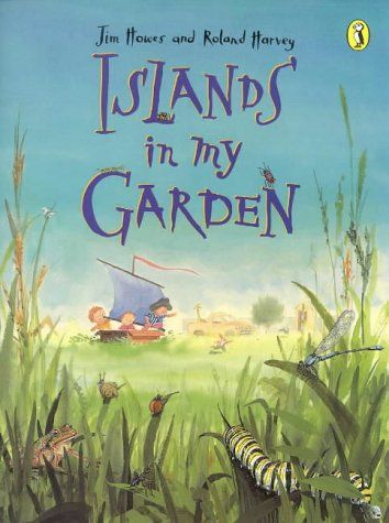Islands in My Garden by Jim Howes