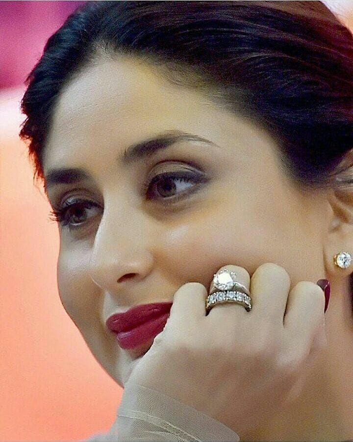 Queen Of Beauty Voompla Bollywood Taimuralikhan Taimur Taimuralikhanpataudi Kareenaka Kareena Kapoor Rings For Men Bridal Jewelry