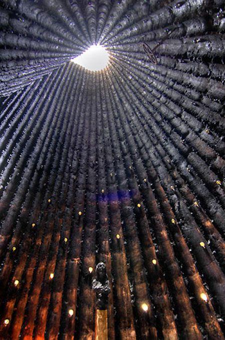 Les chapelles de Peter Zumthor (prix Pritzker 2009) - Le blog de Berulle