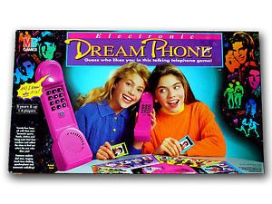 1990s dating board game Buy electronic dream phone game by milton bradley: board games - amazon com ✓ free delivery possible on thank you for saving one from the 90's.