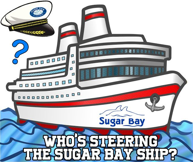 There's a New Captain Steering the Sugar Bay ship. Guess who?