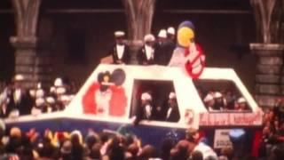 Carnival Day in Pesaro - Carnevale in Piazza del Popolo a Pesaro - 1980, via YouTube.