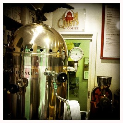 Quists - Oldest coffee roasters in Melbourne - 166 Little Collins Street