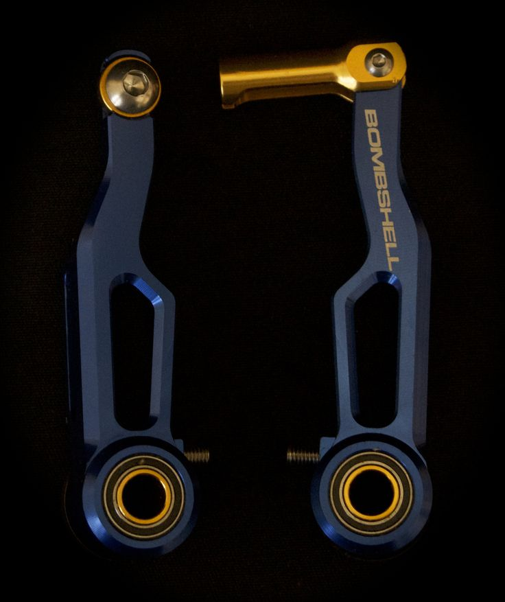 Bombshell Pro BMX Brakes