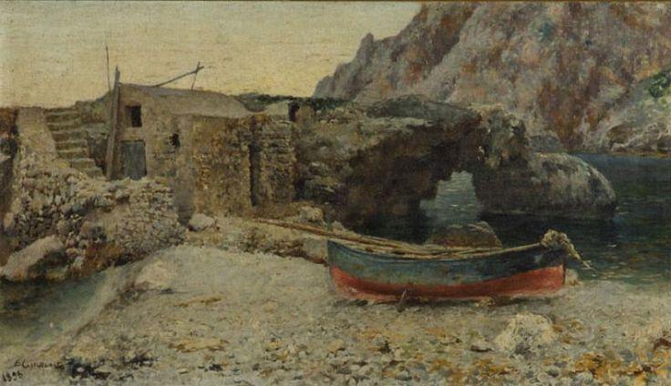 Pittura dell'Ottocento e della prima metà del Novecento