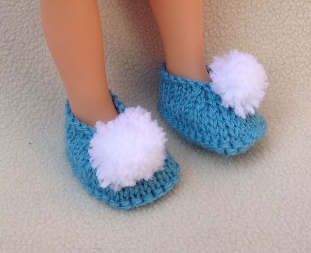 Knitting Patterns For Dolls Booties : 17 Best images about Dolls Shoes Crochet & Knit on Pinterest American g...