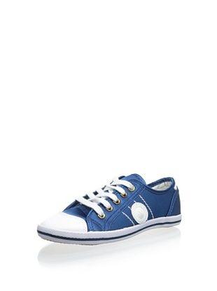 27% OFF Gorila Kid's Lace-Up Sneaker (Navy)