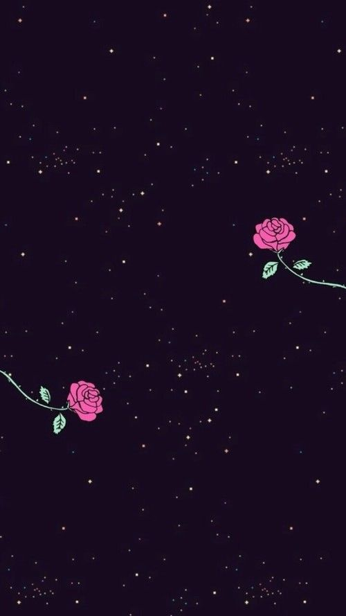 Love Cute And Beautiful Image On We Heart It Galaxy WallpaperBlack